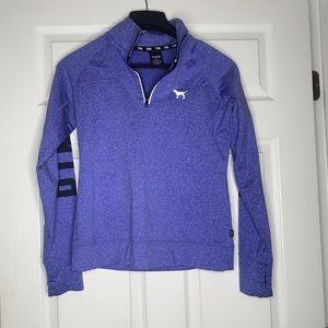 VS PINK Pullover Jacket